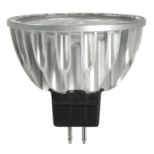 Soraa 00263 - 8 Watt - Led - Mr16 - 40 Watt Equal - 4300 Candlepower - 2700 Kelvin - 95 Color Rendering - 10 Deg. Narrow Spot