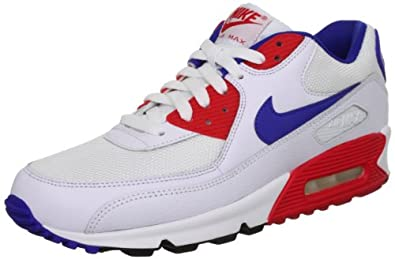 air max 90 red white and blue