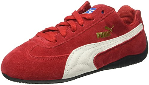 Puma Unisex-Erwachsene Speed Cat Sneakers, Rot (Ribbon Red-White 01), 38 EU thumbnail