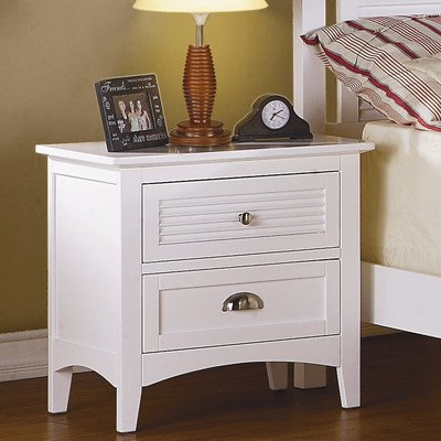 Two Tone Nightstand front-695093