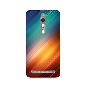 Ebby Sun in the RainboW Premium Printed Case For Asus Zenfone 2