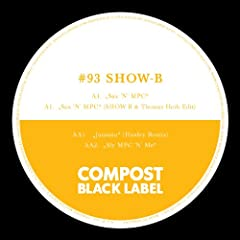 Compost Black Label #93 incl. Huxley Remix