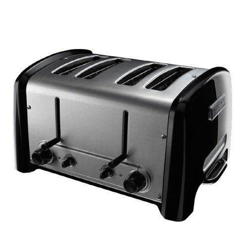 kitchenaid kitchenaid 4 slice toaster. Black Bedroom Furniture Sets. Home Design Ideas