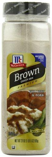 McCormick Premium Brown Gravy, 21 oz.