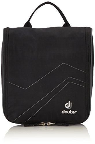 deuter-wash-center-ii-necessaire-da-viaggio-da-uomo-nero-black-titan-25-x-24-x-9-cm