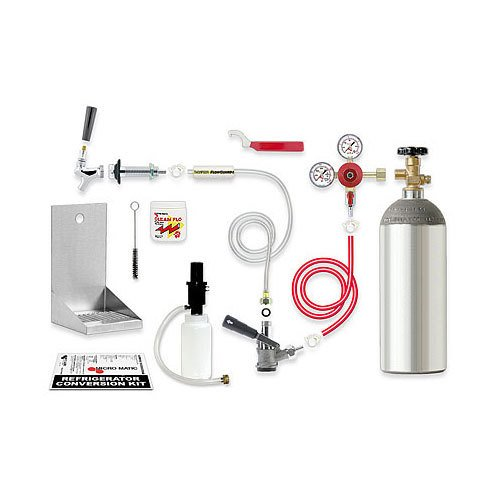 Door Mount Kegerator Conversion Kits