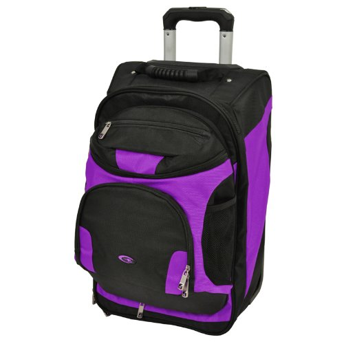 Roo Salon Purple Emerald Beauty Trolley
