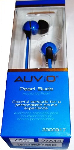 Auvio Pearl Buds (Blue Mood)
