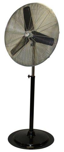 MAXXAIR HVPF 30 30-Inch Heavy-duty Three Speed Pedestal Fan