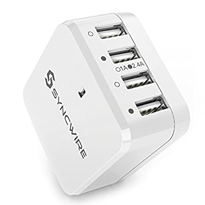Syncwire 4-Port Wall Charger