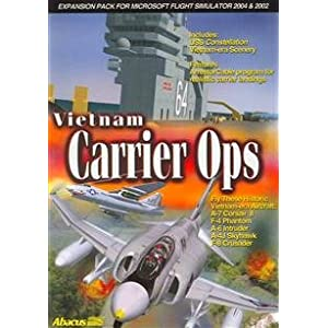 Vietnam Carrier Ops: add-on for Microsoft Flight Simulator 2004 & 2002