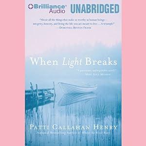 When Light Breaks Audiobook