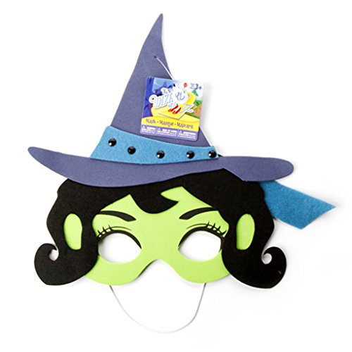 Wizard of Oz Felt Mask Style:Witch