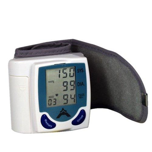 DIGIFLEX Digitales Handgelenk Blutdruck-/Herzschlag-Messgerät