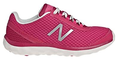 New Balance Women's WW695v2 Superlight Walking Shoe,Pink,7 B US