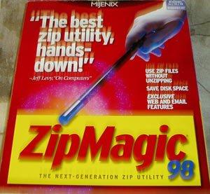 ZipMagic 98 The Next Generation Zip Utility