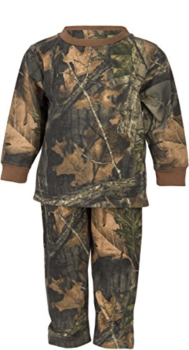 Trail Crest Infant - Toddler Boys Cotton Camo Long Sleeve T-Shirt and Long Pants Set W/ Magnet, 5T (Camo Shirt And Pants compare prices)