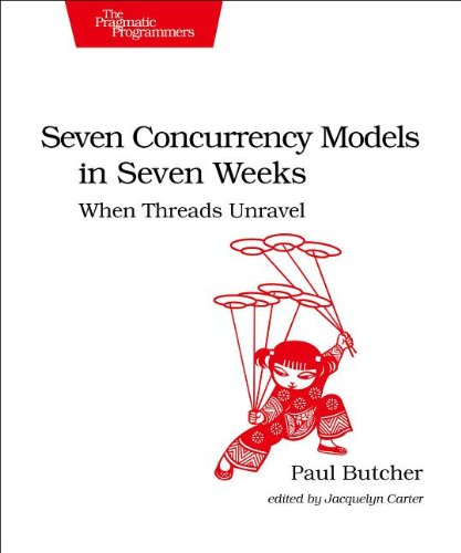 Seven Concurrency Models in Seven Weeks Cover
