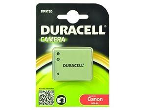 Duracell DR9720 Batterie pour Appareil Photo Numérique Canon NB-6L