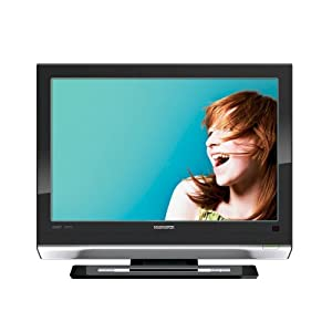 Magnavox 19MD358B/37 19-Inch LCD HDTV with Built-In DVD Player