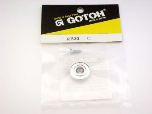 Mij G.Gotoh Round String Guide For Bass 3.5Mm Chrome