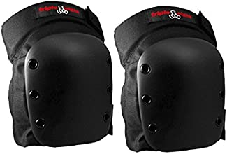 Triple Eight Street Knee Pad X-Small Color Black Size X-Small Model 61200 Toys amp Games for Kids am