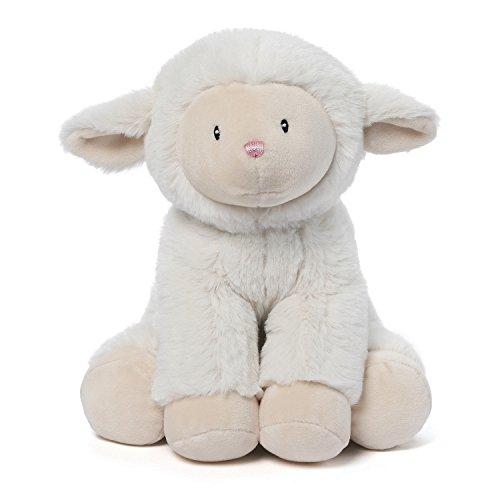 Gund-Baby-Lopsy-Lamb-Keywind-Musical-Stuffed-Animal-Toy