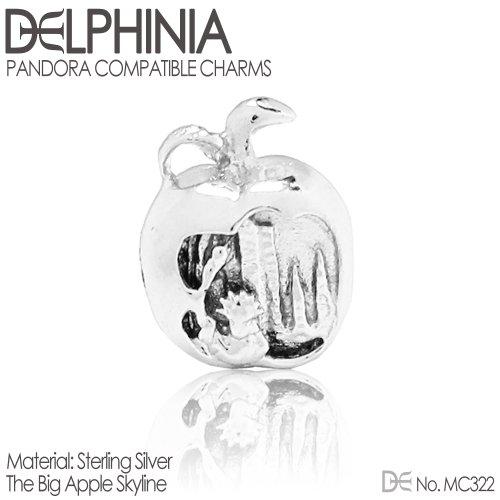 delphinia 925 sterling silver the big apple