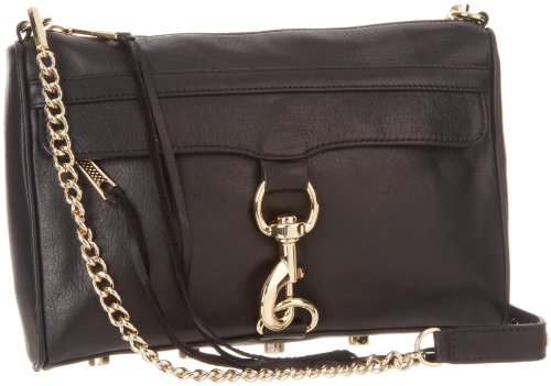 Rebecca Minkoff Mac Clutch,Black,One Size