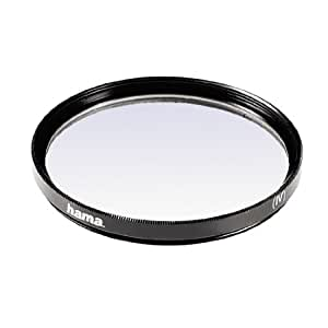 Hama 070062 - Filtro ultravioleta, 62 mm, color neutro