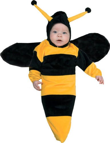 Lil Bumble Bee Costume - Newborn