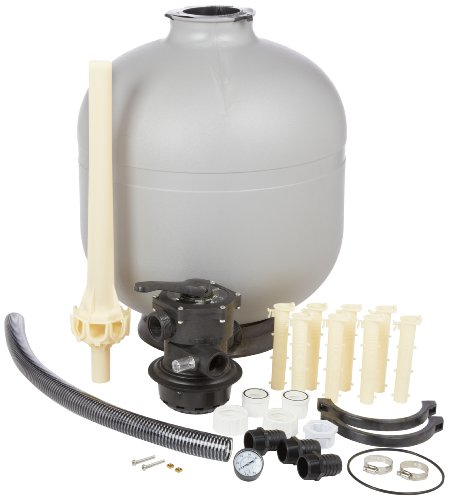Zodiac Sftm25 Sftm Series Top Mount Sand Filter With 1-1/2-Inch Valve, 25-Inch
