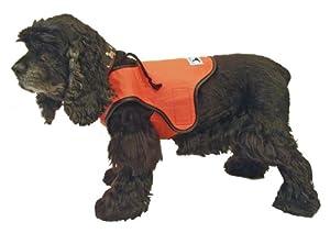 Cool Vest for Dogs, Orange, Mini Dachshund