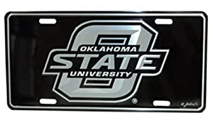 Buy NCAA Oklahoma State Cowboys Car Tag Elite by Game Day Outfitters