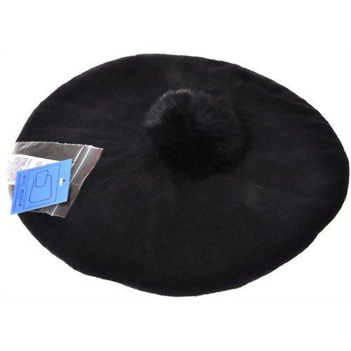 岡田美里プロデュース キュートなニット帽