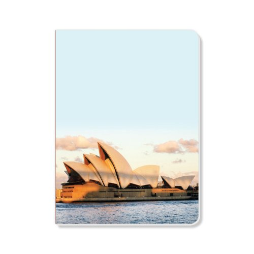 Ecoeverywhere Opera House Sketchbook, 160 Pages, 5.625 X 7.625 Inches (Sk14419)