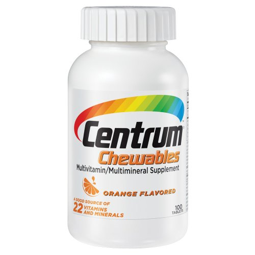 Multi-Vitamins Chewable