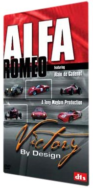 ALFA ROMEO: Victory By Design [DVD]