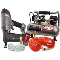 Senco PC0974 Micro Pinner Compressor Combo Kit by Senco