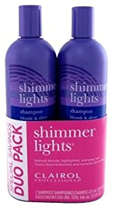 Clairol Shimmer Lights Combo, 16 Ounce