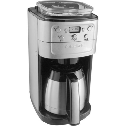 Cuisinart DGB900BCU Grind and Brew Coffee Maker from Cuisinart