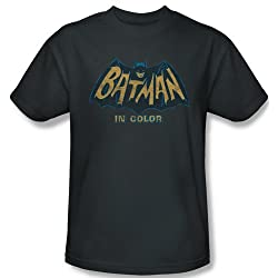 Batman Classic TV Series In Color T-Shirt