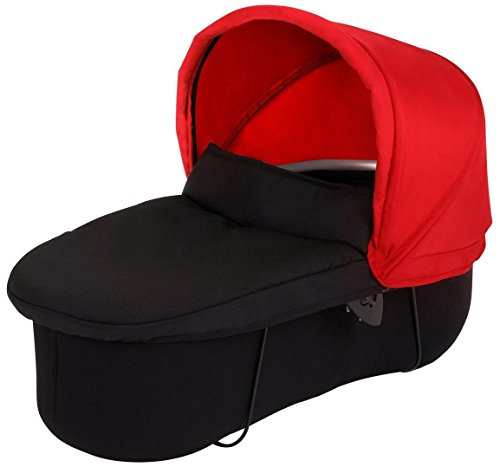 Phil&Teds Carrycot For Vibe And Verve Strollers, Black front-717501