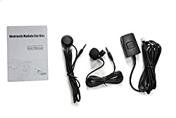 See Moonet USB SD iPod iPhone Car MP3 Player A2DP Bluetooth BTM Hands Free Module Car Kits Receiver Connect Stereo Audio Digital Music Changer Adapter 3.5mm Details
