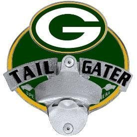 NFL Green Bay Packers Tailgater Hitch Cover by Siskiyou