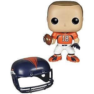 Funko POP NFL: Wave 1 - Peyton Manning Action Figures