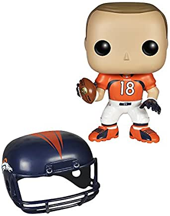 Funko POP NFL: Wave 1 - Peyton Manning Action Figures