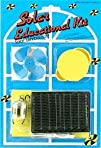 Solar Cell and Motor Hobby Kit with Fan
