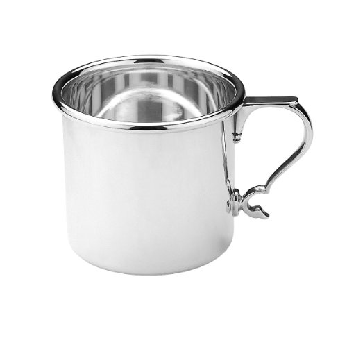 Lunt Sterling Heavyweight Baby Cup, 6-Ounce - 1