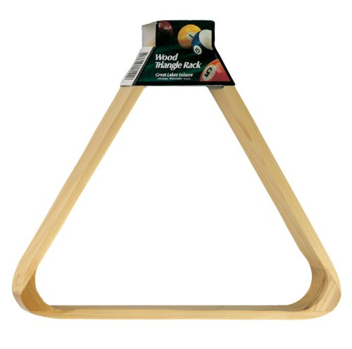 Learn More About Viper Wood Triangle Billiard Rack